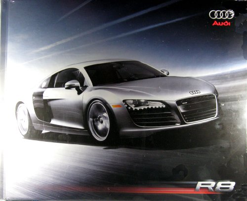 2008 Audi R8 Sales Brochure