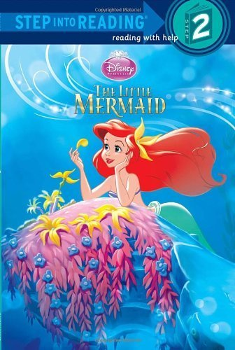 The Little Mermaid Step into Reading (Disney Princess) by Ruth Homberg (2013-07-23) (Step Into Reading Little Mermaid)
