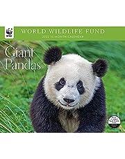 Calendar Ink, Giant Pandas WWF 2022 Wall Calendar