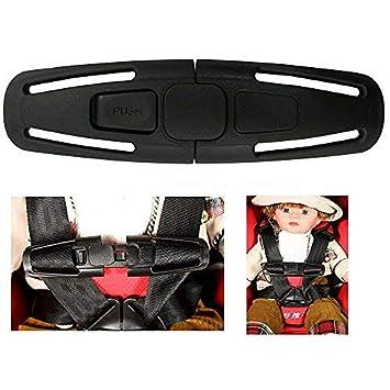 La Derkia Auto Gürtelclip Clip Für Kindersitz Kinderautositz Baby Sicherheitsgurt Gurtklemme Harness Brust Clip Baby