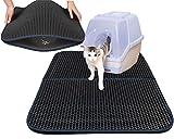 Best Super Pet Litters - niceeshop(TM) Cat Litter Mat Honeycomb Super Size Rectangular Review