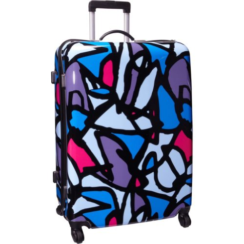 ed-heck-luggage-scribbles-28-inch-hardside-spinner