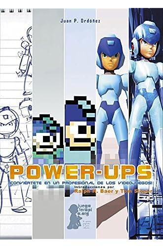 Power Ups: Conviértete En Un Profesional De Los Videojuegos