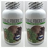AIM Herbal Fiberblend Capsules (Two Pack) 560 Capsules Total Review