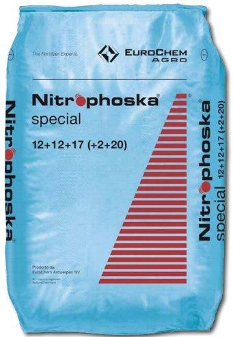 SPECIAL NITROPHOSKA ABONO UNIVERSAL BOLSA DE 25 KG