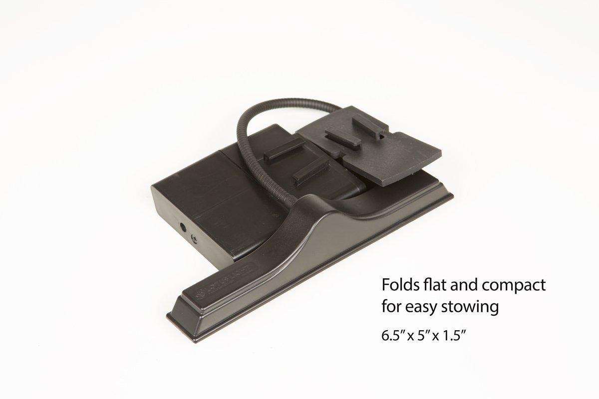 Lithium Battery Lotus Light PRO6 Music Stand Light Bag /& Adaptor
