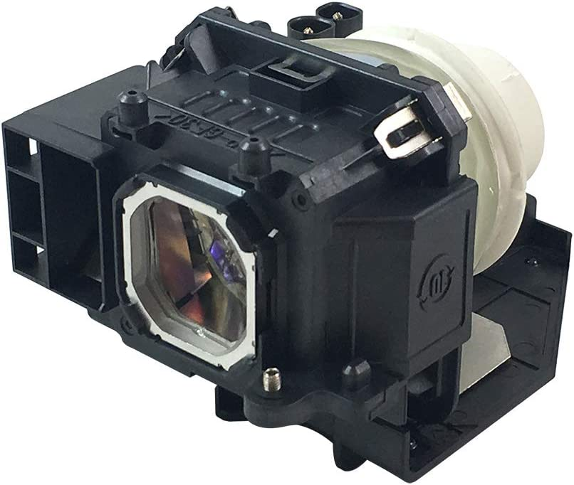 Projector Lamp Assembly with Genuine Original Ushio Bulb Inside. NP-P350W NEC Projector Lamp Replacement
