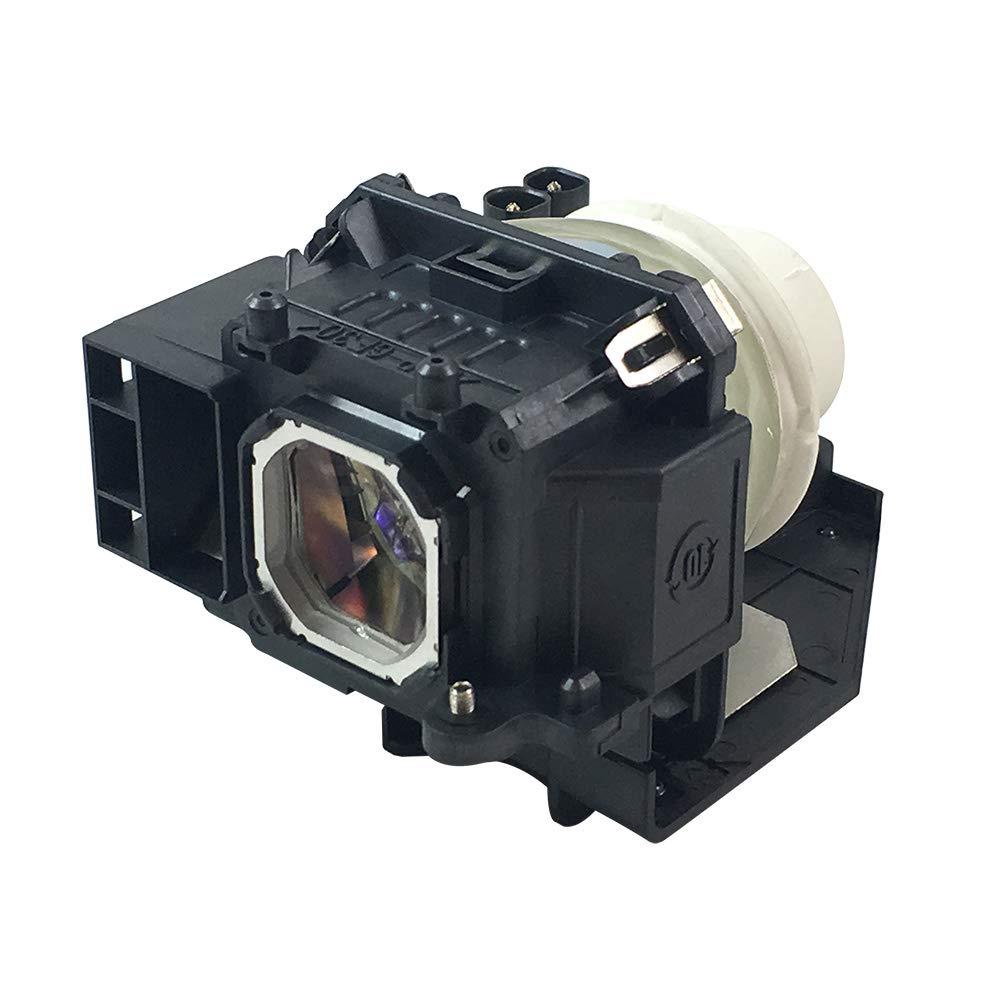 NEC np-p420 Xプロジェクタアセンブリで高品質オリジナル電球の内側 B00C74QD0I