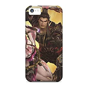 Top Quality Protection Dynasty Warriors Cases Covers For Iphone 5c