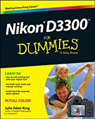 Take your best shot with your new Nikon D3300 Congratulations on your new Nikon D3300 DSLR! You probably want to get shooting right away, but first you need to know some basics about the controls and functions. Nikon D3300 For Dummies is your...