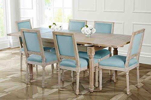 MY-Furniture ESTEBAN grosser ausziehbarer Tisch im französischem Louis Stil