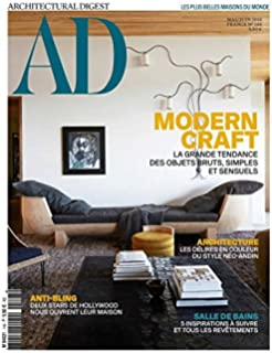 Amazing Ad   Architectural Digest   French Ed