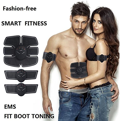 Abdominal+Machine Products : Ab trainer,Fitness Slimming Body Sculptor Muscle ,Abdominal muscles Exerciser Belts,Ab trainer Trainer Butterfly Ab Gymnic Belt Massager Pad Fat Burner