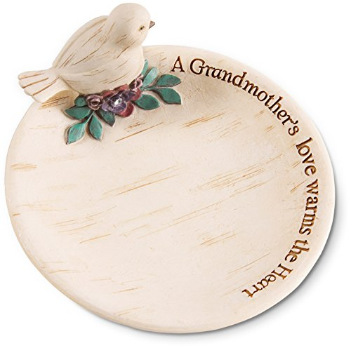 Pavilion Gift Company 41082 Grandmother Keepsake Dish, 4""