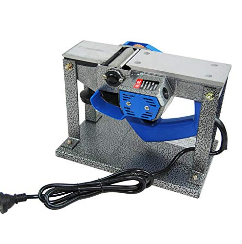 INTBUYING Portable Electric Planer Surface Plane Tool Hand Wood Planer Machine