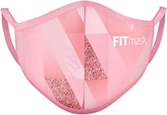 FITmask Mascarilla Pink Diamond - Adulto Orejera - L