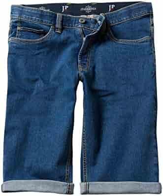 60034797bafc JP 1880 Men s Big   Tall Classic Turn up Jeans Shorts 716418