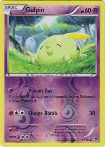 Pokemon Galvantula 27//119 XY Phantom Forces REVERSE HOLO PERFECT MINT