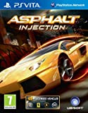 Asphalt Injection (PS Vita) (UK Import) (UK Account required for online content)