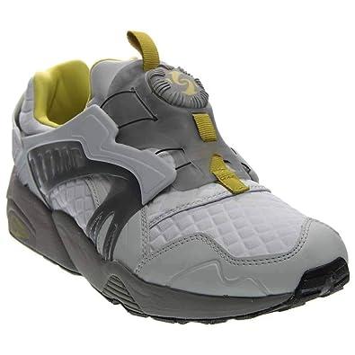nouveau concept 2f0d5 ec3b1 PUMA Mens Disc Blaze Emboss Running Casual Shoes,