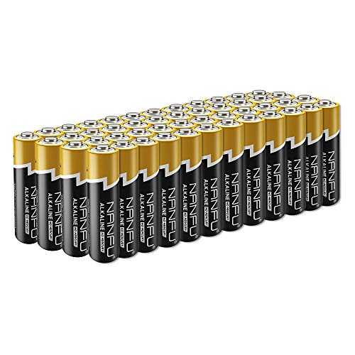 Very good quality Alkaline AA batteries NANFU