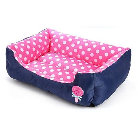 FDCLD Cat Litter Puppy Sleep Mat Lovely Colchón Cojín para ...