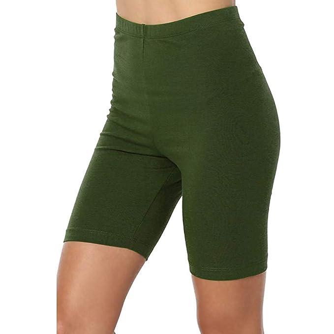 Amazon.com: YuhooSUN Womens High Waist Tummy Workout ...