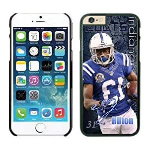 NFL Case Cover For SamSung Galaxy S5 Indianapolis Colts T.Y. Hilton Black Case Cover For SamSung Galaxy S5 Cell Phone Case ONXTWKHB1980