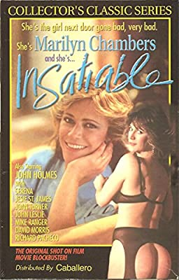 Marilyn chambers insatiable video
