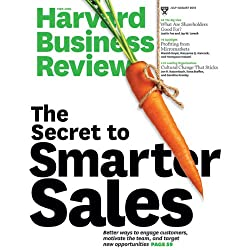 Harvard Business Review, July/August 2012