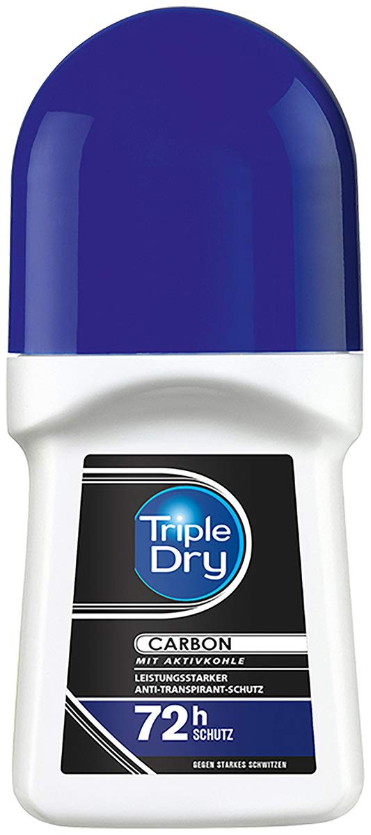 Dry antitranspirant test triple Best Deodorants
