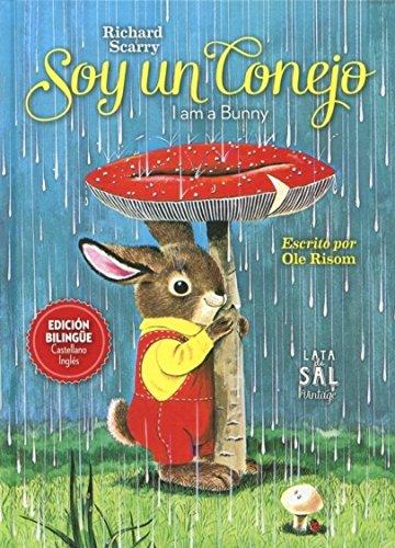 Soy un conejo /I am a Bunny (Bilingual edition) (Spanish Edition) [Ole Risom] (Tapa Dura)