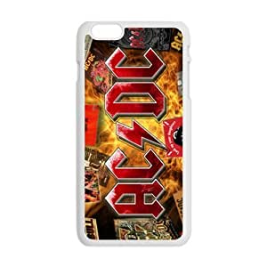 AC DC Cell Phone Case for Iphone 6 Plus