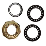 MagiDeal Steering Bearing Kit For Yamaha PW50 PW 50 PIPW Motorcycle Pee-wee