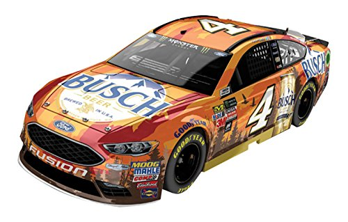 Lionel Nascar Collectables Kevin Harvick #4 Busch Beer Outdoors 2017 Ford Fusion 1 Diecast Car, 1:24 Scale (Truck Series Nascar)
