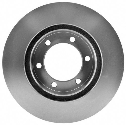 ACDelco 18A1101A Advantage Non-Coated Front Disc Brake Rotor
