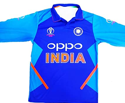 d2c7a3292be Buy Bowlers Cricket World Cup Jersey Full Sleeves Online at Low ...