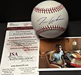 Tim Anderson Chicago White Sox Autographed Signed Baseball JSA WITNESS COA