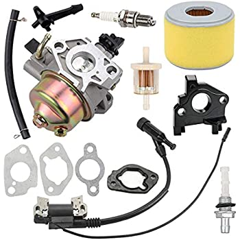 Amazon com : Everest Brand Kit for Honda GX270 Recoil Carburetor