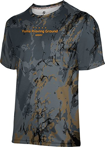 ProSphere Boys' Yuma Proving Ground Military Marble Shirt (Apparel) - Yuma Kids