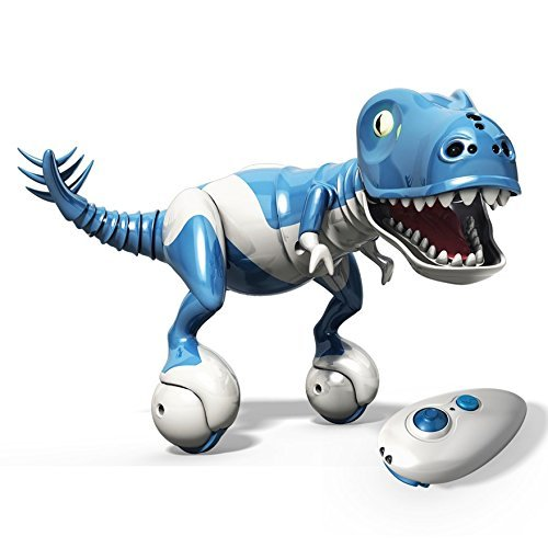 zoomer robot dog blue - 3