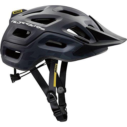 Mavic Crossride Cycling Helmet - Black/Black Small