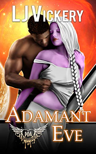 Adamant Eve: Paranormal Dating Agency (Gemma-Hydrox  Book 2)
