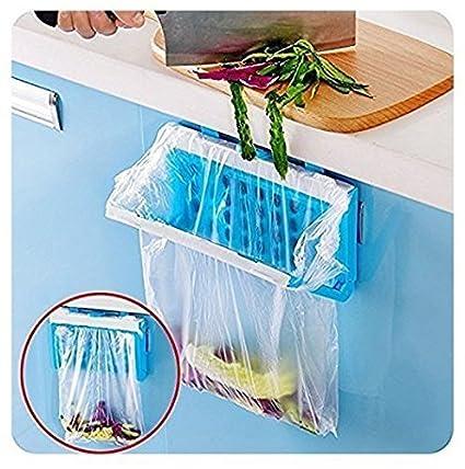 Cestino per rifiuti portatile da appendere ai mobili della cucina