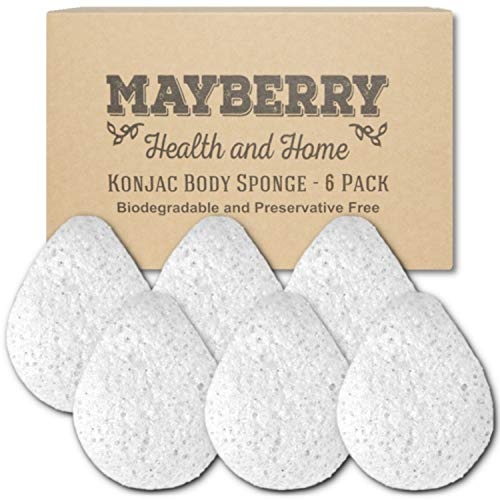 Individually Wrapped Sponges Cleansing Experience
