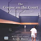 The Corpse on the Court | Simon Brett