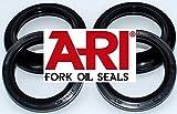 ARI Fork Oil Seals & Dust Seals for Honda Shadow VLX VT 600 1988-2008, Nighthawk 700 1984-1986.