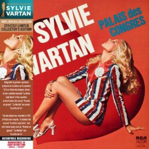 CD : Sylvie Vartan - Palais Des Congres 1975 (2 Disc)