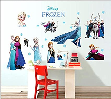 Syga Princess Wall Stickers