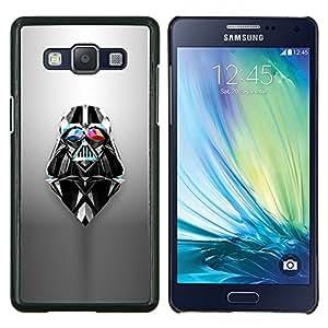 """Be-Star Único Patrón Plástico Duro Fundas Cover Cubre Hard Case Cover Para Samsung Galaxy A5 / SM-A500 ( Vader Sci Fi Película Espacio Carácter"""" )"""